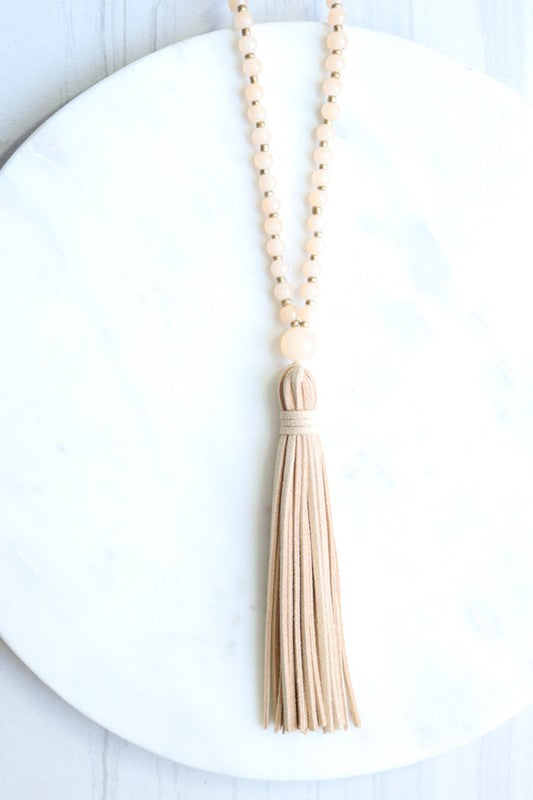 Just Hanging Out Necklace