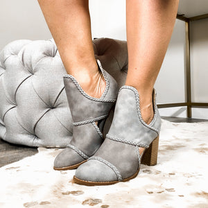 Cross My Heart Viola Booties