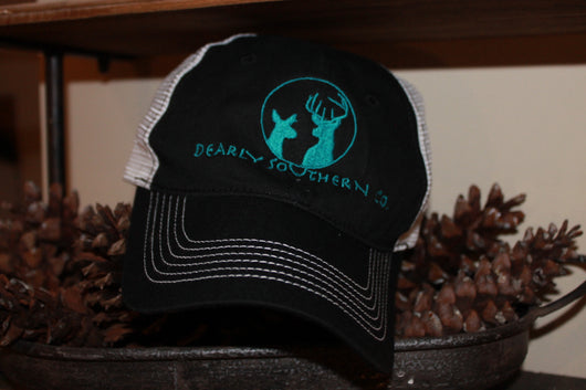 It's A Southern Thang Cap: Black