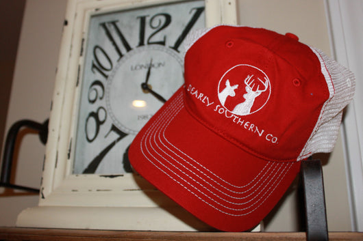 It's A Southern Thang Cap: Red