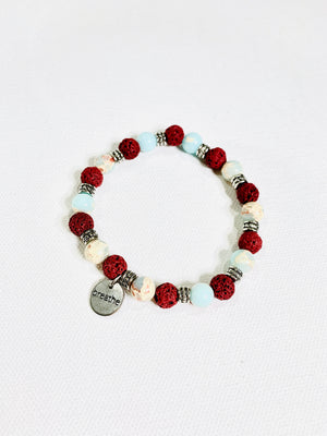 Red Moon Breathe Bracelet