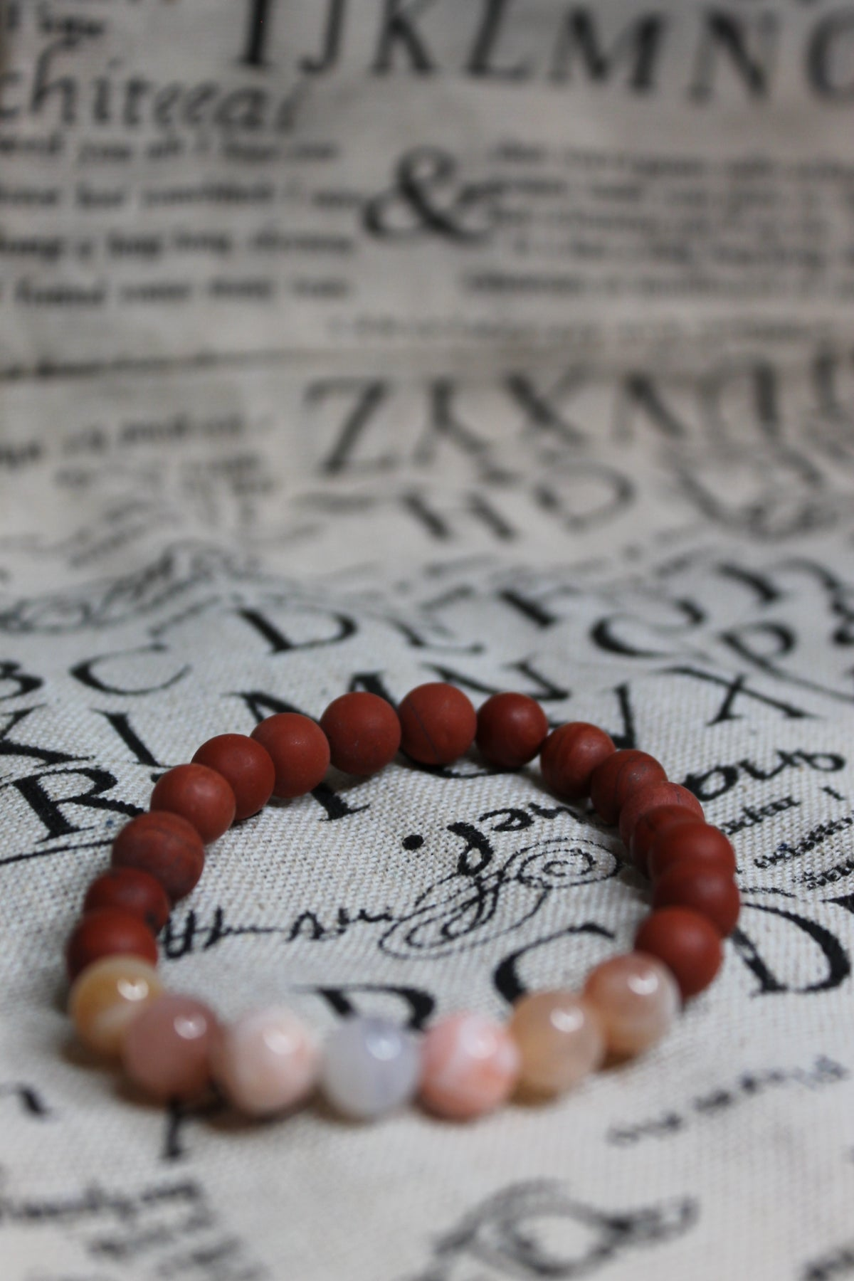 Kissed By The Sunrise Bead Bracelet