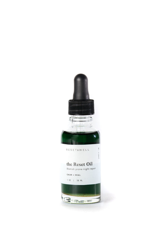 The Reset Oil- Light | Calm & Heal Acne