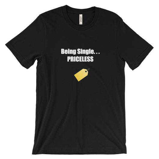 Being single. . .priceless