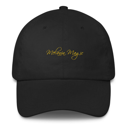 Melanin Magic Classic Dad Cap