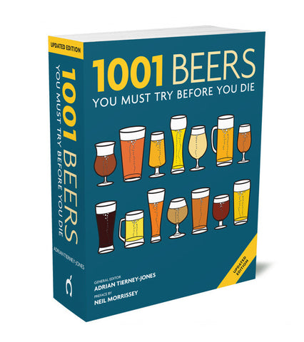 [Signed] 1001 Beers You Must Try Before You Die