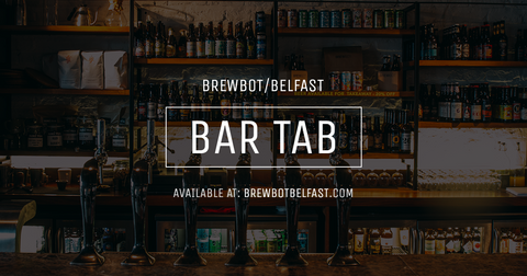 Bar Tab [Gift Voucher]