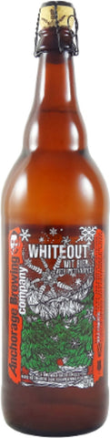 Anchorage - Whiteout Wit Bier - 6.5% - 750ml