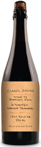 Blackberry Farm - Classic Saison - 6.2% - 750ml