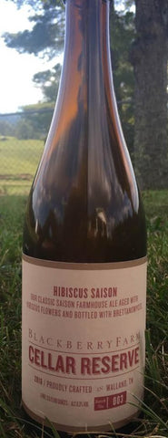 Blackberry Farm - Cellar Reserve - Hibiscus Saison - 6.2% - 750ml