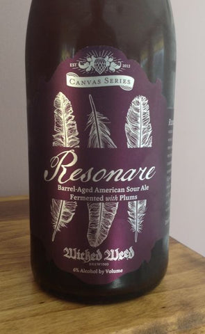 Wicked Weed - Resonare - 6% - 500ml
