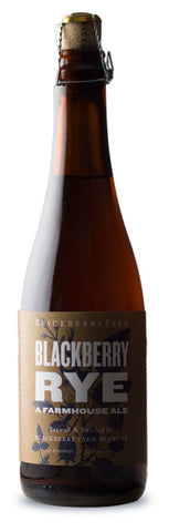 Blackberry Farm - Barrel Series - Blackberry Rye - 6.3% - 375ml