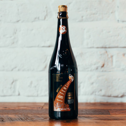 Brooklyn Brewery Intensified Coffee Porter - 2015