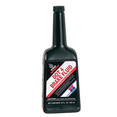 Pro Honda Brake Fluid DOT 4 12 oz.