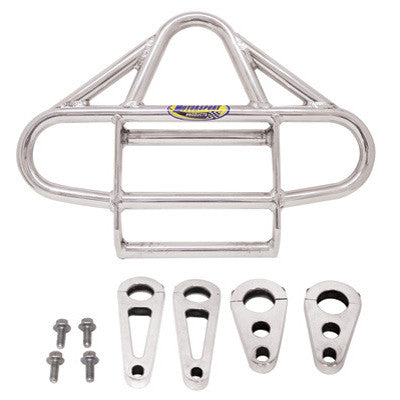 Motorsport Products Desert Bumper Kit  Silver