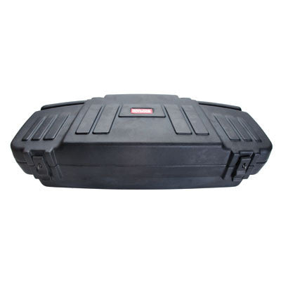 North Coast Outdoor Rigid Front Cargo Box Black Trunk
