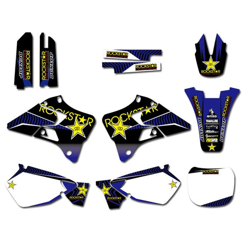 YZ Sticker Decal Kit
