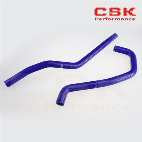 Silicone Radiator Coolant Hose for ATV Yamaha Raptor YFM 700 700R 2006-2011 blue