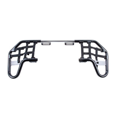 Tusk Comp Series Nerf Bars Black With Black Webbing
