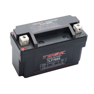 buy Tusk Lithium Battery TLP7BBS Lightweight for $99.99