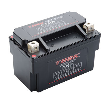 buy Tusk Lithium Battery TLP9BS Lightweight for $119.99