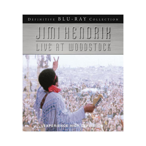 Live at Woodstock BluRay