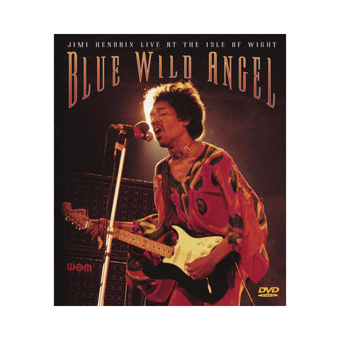 Blue Wild Angel: Jimi Hendrix Live At The Isle Of Wight BluRay