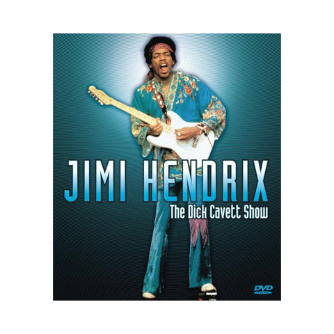 Jimi Hendrix: The Dick Cavett Show (Super Jewel Box Plus) DVD