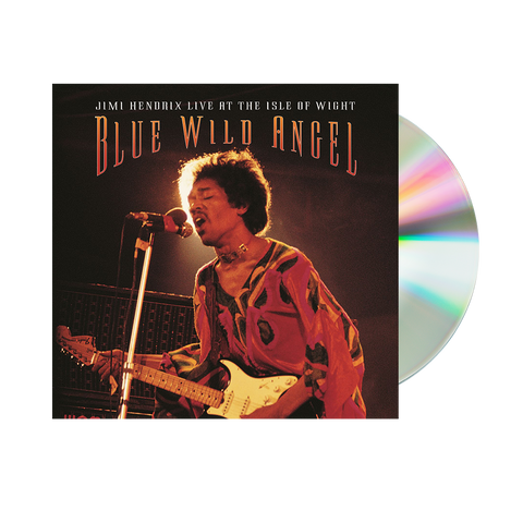Blue Wild Angel: Live At The Aisle Of Wright CD