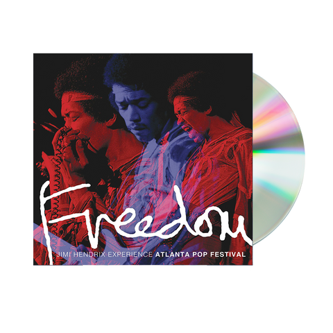 Freedom: Atlanta Pop Festival CD