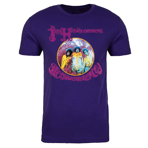 Are You Experienced Purple Tee