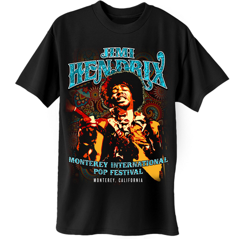 Monterey Pop T-Shirt
