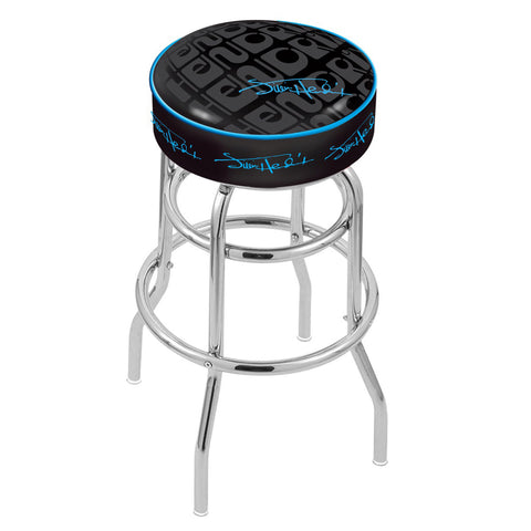 Jimi Hendrix Stool (Hendrix) - Chrome Base
