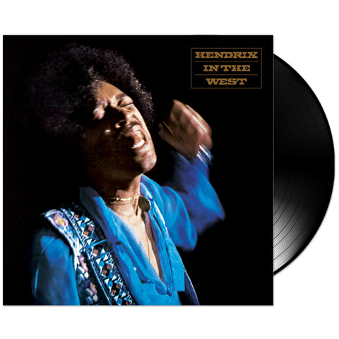 Hendrix in the West 2LP 12""