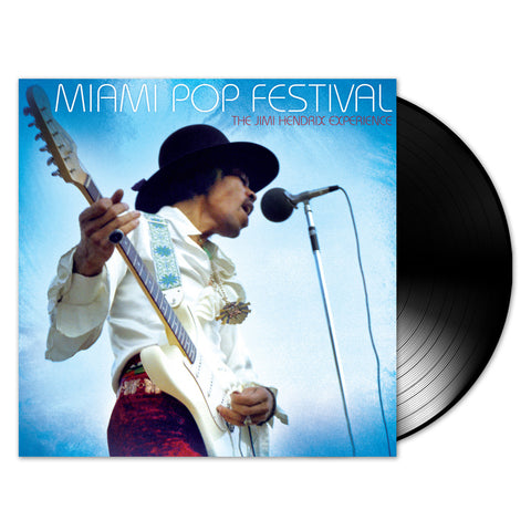 Miami Pop Festival LP