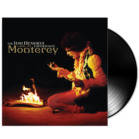 Live at Monterey LP