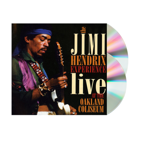 Live at the Oakland Coliseum 2CD