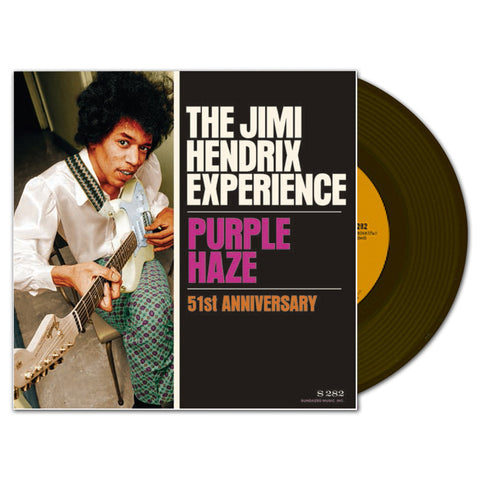 "Purple Haze 51st Anniversary 7"" LP"