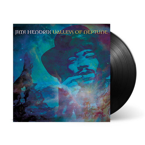 Valleys Of Neptune 2LP (Gatefold Sleeve)