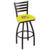 Jimi Hendrix Stool - AYE (Yellow) - Ladder Back