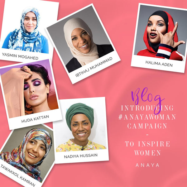 Introducing #AnayaWomen Campaign