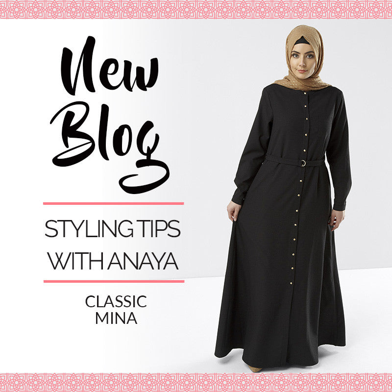 Styling Tips with Anaya: Classic Mina