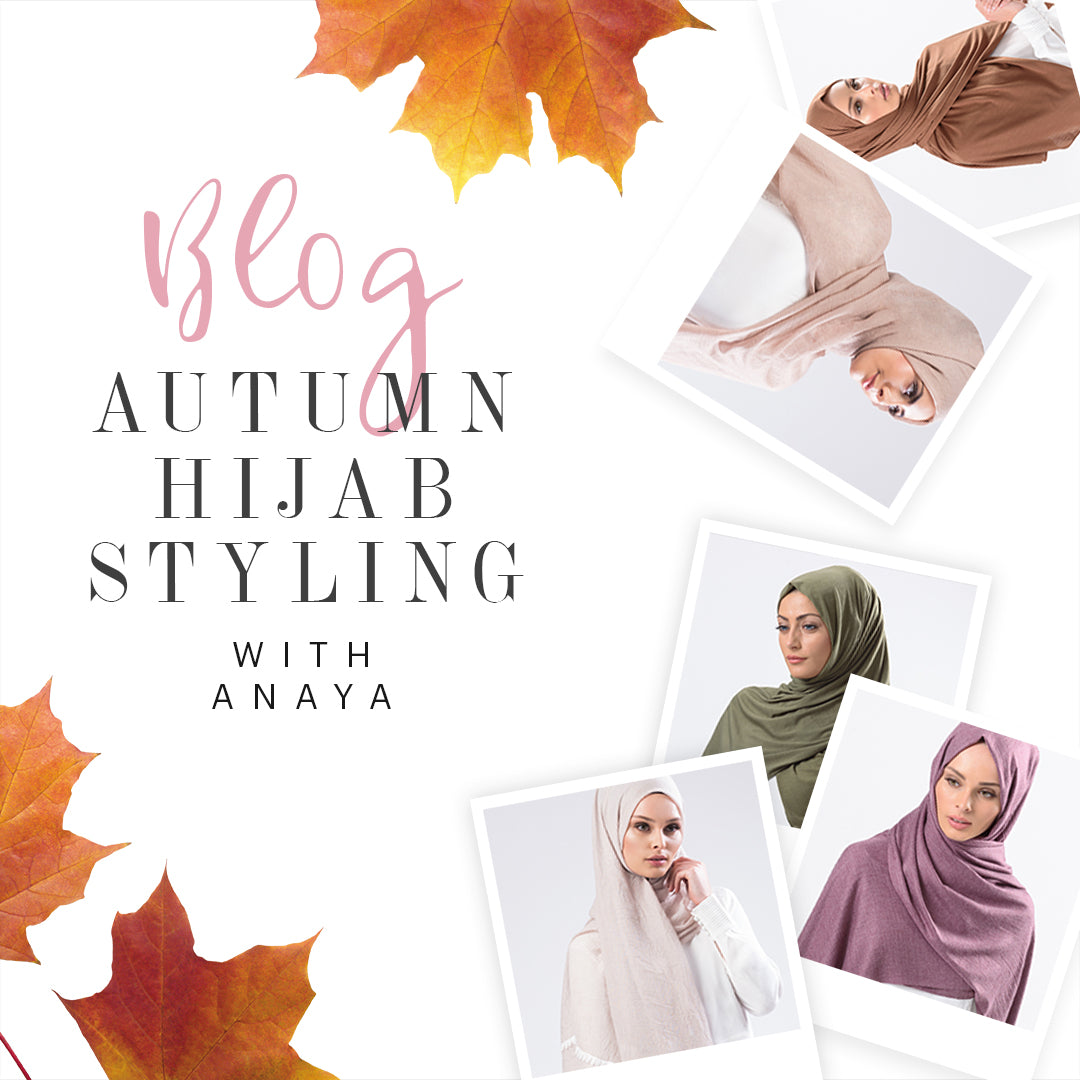 Autumn Hijab Styling with Anaya