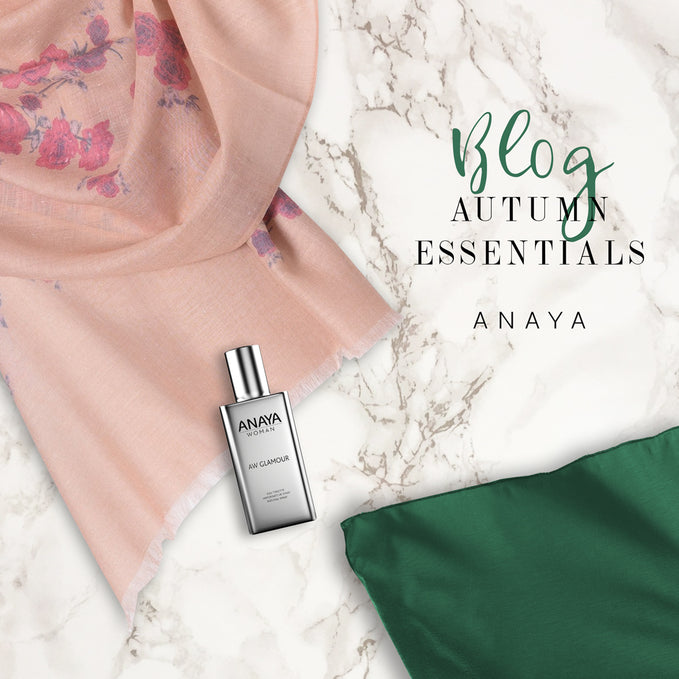 Anaya's Autumn Essentials