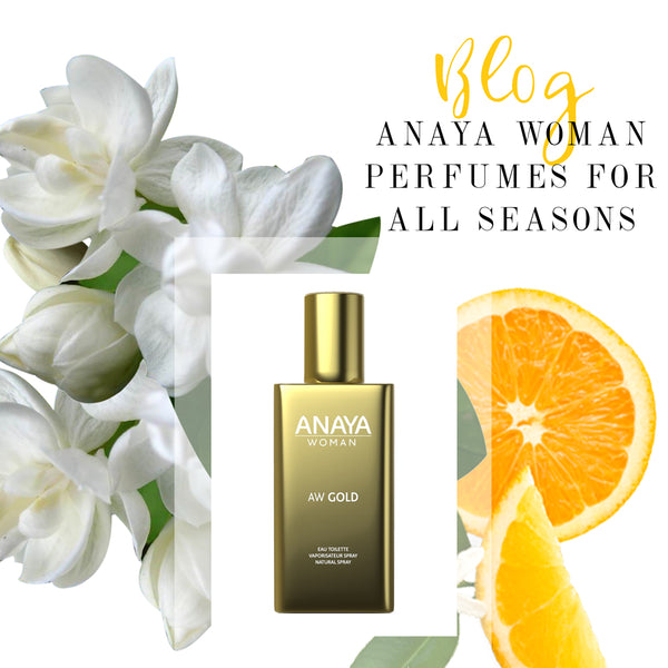 Anaya Woman Perfumes for All Seasons