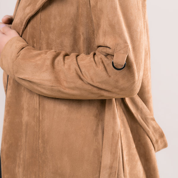 Eleeza Waterfall Jacket - Anaya Clothing