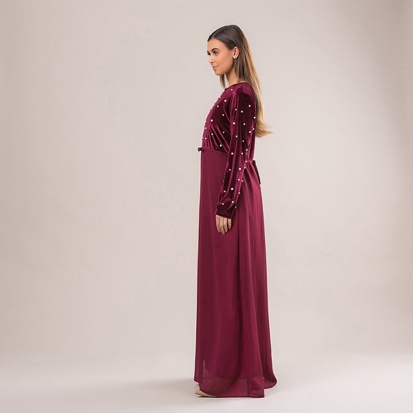 Mai Maxi Dress - Anaya Clothing