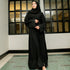 Kyra Abaya Black Lace - Anaya Clothing