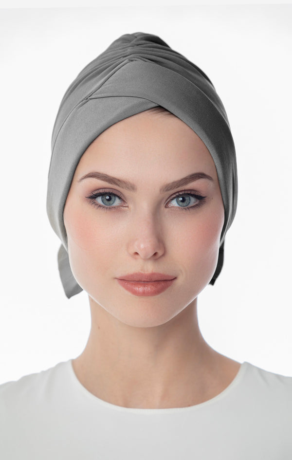 Bow Tie Bonnet - Anaya Clothing