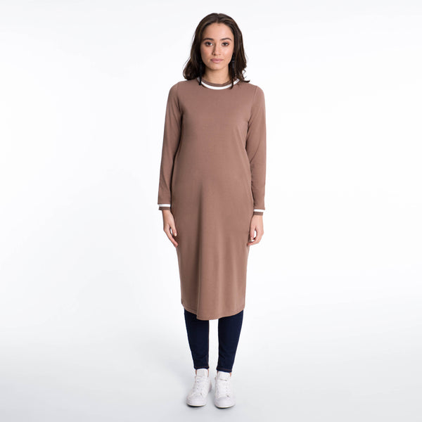 Ariana Midi Dress - Anaya Clothing